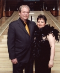 Arlene Ericksen-Nerrie and Husband on their 20th Anniversary Cruise